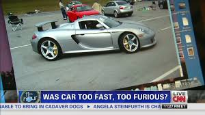 paul walker blue porsche is the porsche carrera gt too dangerous cnn video