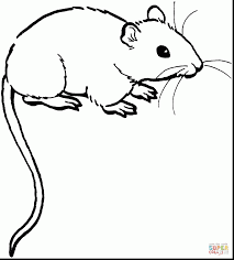 mouse colouring pages kids coloring europe travel guides com