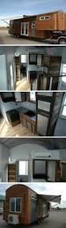 nampa house a 320 sq ft tiny house on wheels cabin style tiny
