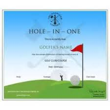 19 golf gift certificate template fire prevention safety