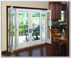 Pella Outswing French Patio Doors by French Patio Doors With Side Screens Patios Home Furniture