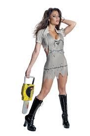 miss leatherface texas chainsaw massacre costume leatherface