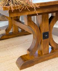 barstow dining table amish direct furniture