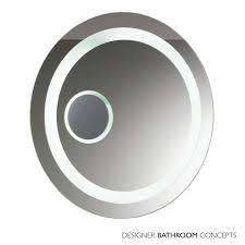Backlit Bathroom Mirror by Oracle Designer Backlit Bathroom Mirror