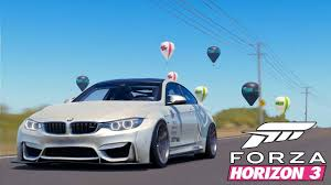 bmw m4 widebody forza horizon 3 2014 bmw m4 coupe horizon edition widebody