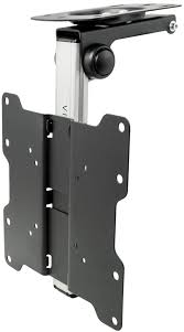 Tv Mount For Window Mount M Fd37 Vivo Folding Tilting Pitched Roof Ceiling Mount For