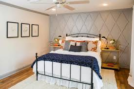 fixer upper a big fix for a house in the woods large bedroom