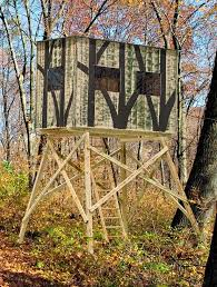 Natural Hunting Blinds Oak Ridge Hunting Blinds Ohio Outdoor Structures Llc
