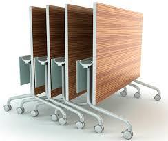 Folding Boardroom Tables Contemporary Boardroom Table Laminate Steel Rectangular