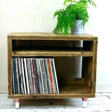 record player table ikea record player storage vintage record player stand with vinyl storage
