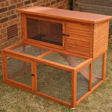 rabbit hutch rabbit pen garden misc cybercheckout co uk