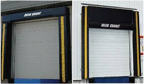 Overhead Door Curtains Loading Dock Seals And Shelters Design Specifications