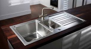 Kitchen Sink Design Vintage Kitchen Sink Design Come With Two Square Small And Big