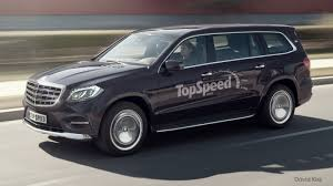 suv benz 2018 mercedes maybach gls review top speed