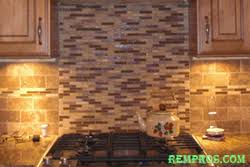 tile kitchen backsplash cost installation styles how long it