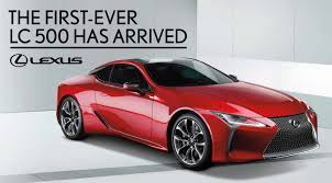 images of lexus lf lc it u0027s a new era of lexus performance and design