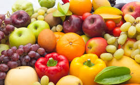 more fruits and vegetables in your diet will help with lots of