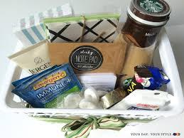 Teacher Gift Basket Back To Teacher Gift Basket