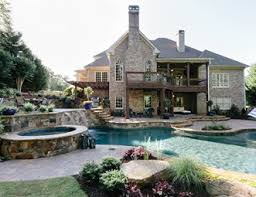 Swimming Pool Ideas For Backyard Swimming Pool Pictures Gallery Landscaping Network