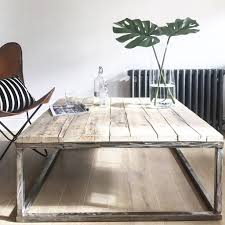 copper and industrial coffee tables notonthehighstreet com