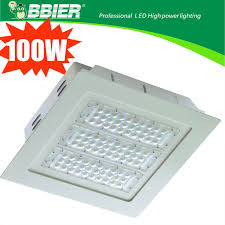 led gas station canopy lights manufacturers 100w led canopy lights for gas station ceiling mounted gas station