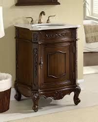 Beige Bathroom Vanity by Vintage Style Bathroom Vanity Antique Bathroom Vanity For