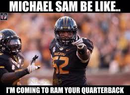 Michael Sam Meme - michael sam meme begins lol bodybuilding com forums