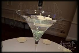 Martini Glass Centerpieces Table Centrepiece Hire For Weddings U0026 Events In London