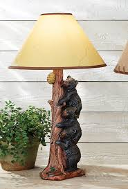 banana themed lamps black bear decor u0026 bear gifts black forest decor