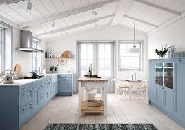 light blue kitchen cabinets uk blue kitchen ideas light blues masterclass kitchens