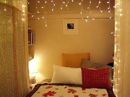 Small Bedroom Lighting Cozy Bedroom Lighting String Light Ideas That Are Cozier Than Your