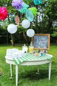 less than perfect life of bliss sweet 16 outdoor movie party