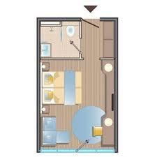 plan chambre d hotel px chambre d hôtel premium nouveau design bk407 de center parcs