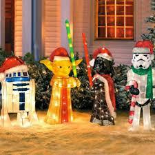 christmas star wars christmas decorations photo ideas inflatable