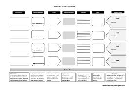 28 images of marketing program template details infovia net