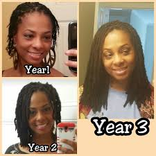 styling two year hair 3 year loc anniversary 6 2 16 natural hair growth pinterest