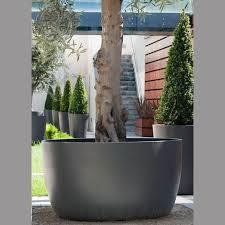 concrete planters for sale element low 17 21 28 35
