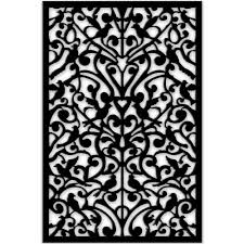 Home Depot Decorative Trim Vinyl Lattice The Home Depot