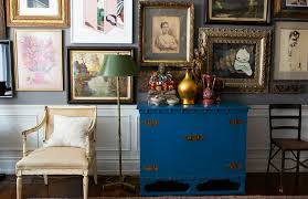 Home Decor New York by Lost And Found The New York City Apartment Of Kleinreid Home