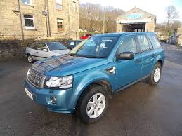 used land rover freelander 2 suv 2 2 sd4 gs 4x4 5dr in