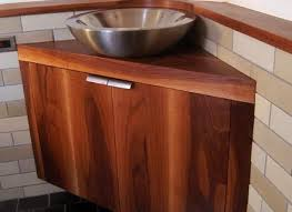 Bathroom Vanity Sink Cabinets by Amazing Of Corner Bathroom Sink Cabinet Corner Sink Vanity Corner