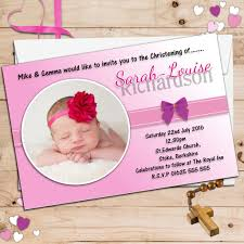 Blank Baptism Invitation Cards Baptism Invitations For Girls Blank Baptismal Invitation For