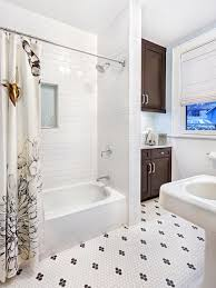 Bathroom Best  Black Tile Bathrooms Ideas On Pinterest White For - Bathrooms with white tile