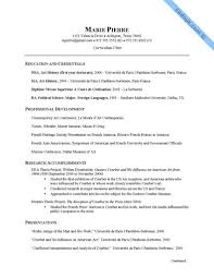 Hairdresser Resume 10 Hairdresser Cv Example Job And Resume Template