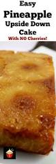sunshine on a plate easy pineapple upside down cake this is a