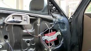 1994 honda accord door lock control unit fix youtube
