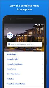 real estate by har com texas android apps on google play