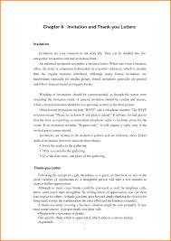 Business Invitation Card Format 8 Formal Invitation Letter Memo Templates