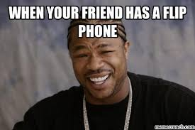 Flip Phone Meme - image jpg
