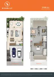 Typical Floor Plan Of A House by 53 42 Stadium Drive Robina Qld 4226
